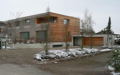Minergie-Wohnhaus Gipf-Oberfrick
