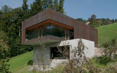 Haus Rüden, Wohnhaus mit Atelier