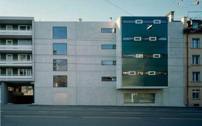 Mehrfamilienhaus im Stockwerkeigentum 8008 Zürich