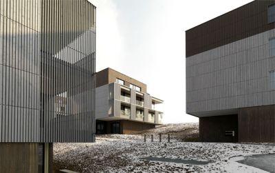 Wohnüberbauung Fluh, Jona-Rapperswil