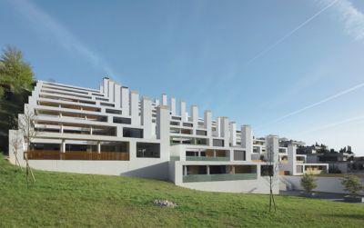 Wohnüberbauung Allmend, Baden