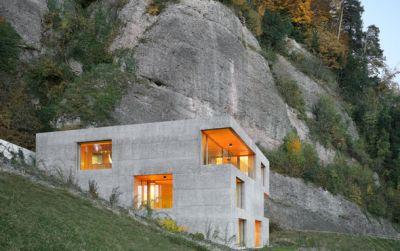 Einfamilienhaus Vitznau