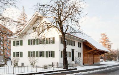 Wohnhaus mit Scheune Herzogenmühlestrasse 25/27