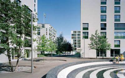 Wohnsiedlung Werdwies