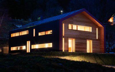 Habitation écologique (Minergie)