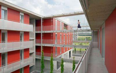 Wohnüberbauung 'come west' - Baufelder 8+9 Brünnen