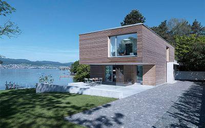 Wohnhaus am See