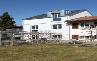 Modernisierung und Erweiterung Wohnhaus in Münsingen