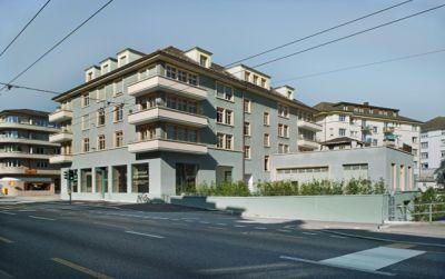 Totalsanierung Wohn- und Geschäftshaus Maihof, Luzern