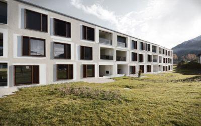 Wohnüberbauung Seepromenade Davos