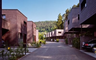 Wohnüberbauung Hauental