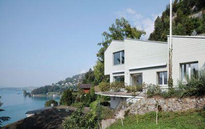 Um- und Ausbau Einfamilienhaus in Vitznau, LU