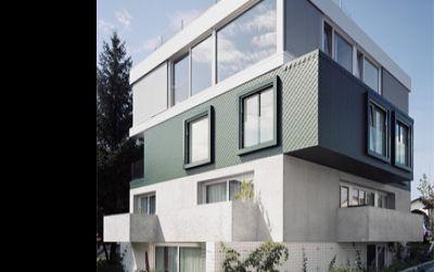 Fünf Häuser