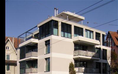 Aufstockung und energetische Sanierung MFH in Zürich-Höngg