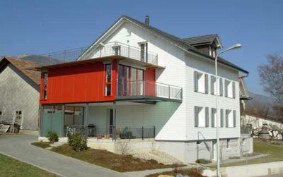 An-/Umbau & Renovation MFH Riedstrasse 2544 Bettlach