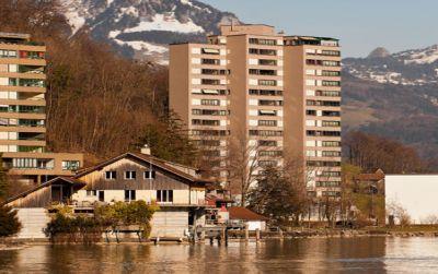 Sanierung Hochhaus Schiller A