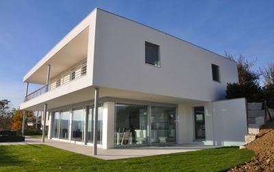 Neubau EFH im Wygarten