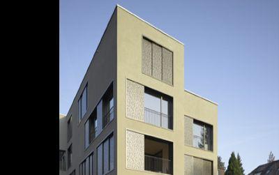 Wohnhaus Haldenstrasse