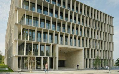 ETH Zürich e-Science Lab Neubau HIT