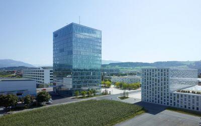 Neubau ABR Bau 5 Administrationsgebäude Roche