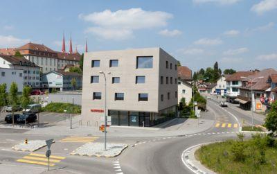 Hauptsitz Raiffeisenbank Oberfreiamt