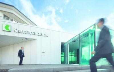Umbau St. Galler Kantonalbank Diepoldsau
