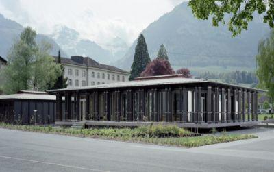 Neubau Gärtnerei Kollegium, Sarnen