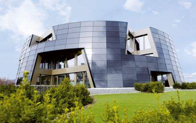 Bürogebäude BF berger + frank ag
