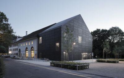 Einbau Mensa Kantonsschule Wettingen