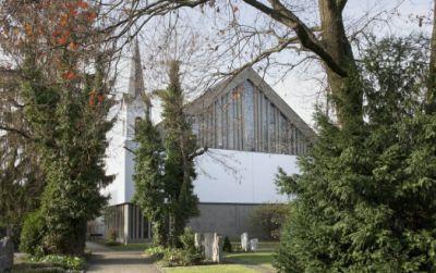 2010 Renovation und Neugestaltung Dorfkirche St. Nikolaus