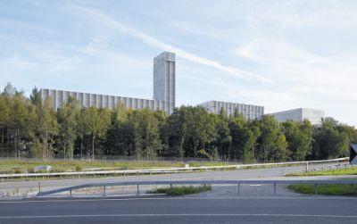 Centrale énergétique Forsthaus