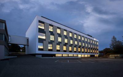 Neubau Süd FISBA OPTIK AG St.Gallen