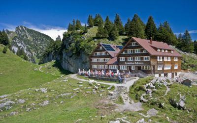 Sanierung und Erweiterung Berggasthaus Bollenwees