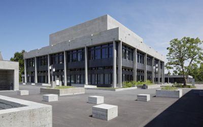 Sanierung und Erweiterung Universität St. Gallen