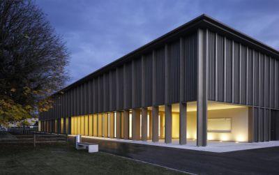 Neubau Gemeindesaal / Kirchenzentrum Flawil
