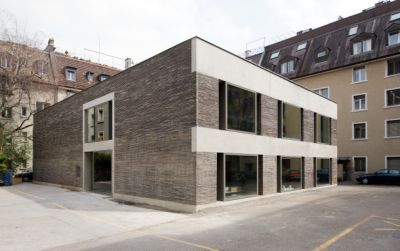 Bâtiment d'atelier Dubsstrasse