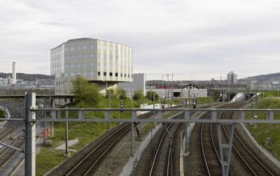 Baudienstzentrum Kohlendreieck Zürich