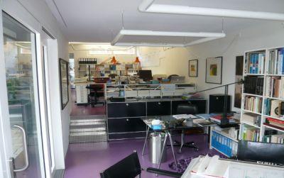Atelier für Architektur mit späterer Umnutzung als Wohn/Studio