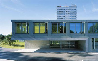 Kantonsspital Frauenfeld, Neubau Notfall- und Intensivstation