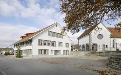 Neubau Kirchgemeindezentrum Fehraltorf