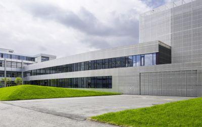 Rechenzentrum OIZ Albis