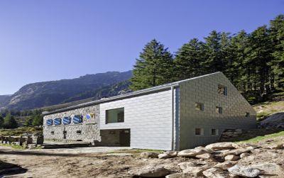 SAC Treschhütte