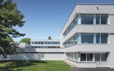 Gesamtsanierung und Erweiterung Schulanlage Huben, Frauenfeld