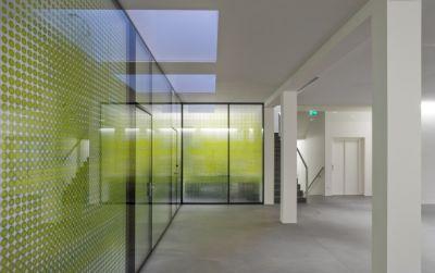 Geschäftshaus Raiffeisenbank Region Visp