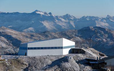 Gipfelrestaurant Weisshorn
