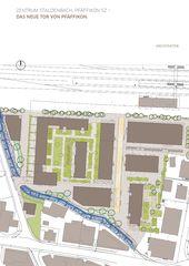 Situation Zentrum Staldenbach von 720° Grad Architekten