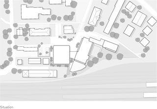 Situation Martinsheim von SSA Architekten AG BSA SIA