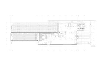Grundriss Erdgeschoss Neubau Fitting-Lager Giessen 13 de HZDS AG