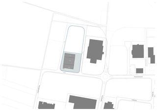 Situation Neubau Büro- und Produktionsgebäude Hauptsitz Sotax AG von Itten+Brechbühl AG