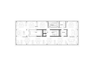 2. OG Neubau Büro- und Produktionsgebäude Hauptsitz Sotax AG von Itten+Brechbühl AG
